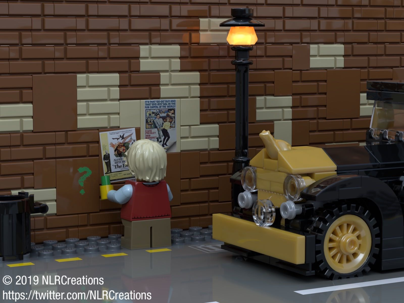 The Three Investigators and the Wonderful Lego Projects | Felsenstrand